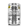 Muscletech Platinum 100% Glutamine, 302 грамма