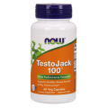 NOW TestoJack 100, 120 капсул