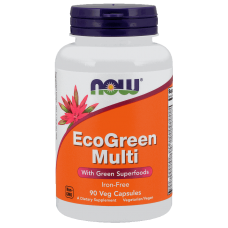NOW EcoGreen Multi, 90 капсул
