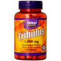 NOW Tribulus 1000mg, 90 таблеток
