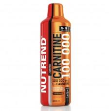 Nutrend Carnitine 100 000, 1 литр