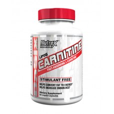Nutrex Research Lipo-6 Carnitine, 60 капсул