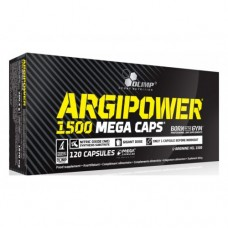 Olimp ArgiPower 1500 Mega Caps, 120 капсул