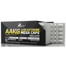 Olimp AAKG 1250 Extreme Mega Caps, 300 капсул