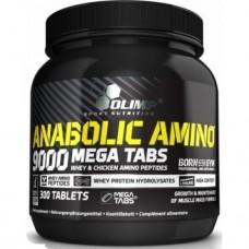 Olimp Anabolic Amino 9000, 300 таблеток