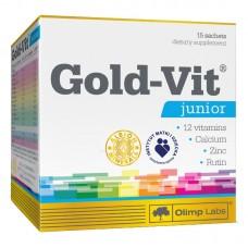 Olimp Gold Vit Junior, 15 пакетиков