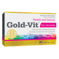 Olimp Gold Vit for Women, 30 капсул