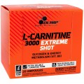Olimp L-Carnitine 3000 Extreme Shot, 20 ампул/уп