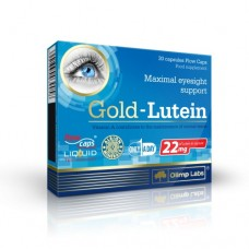 Olimp Gold Lutein, 30 капсул