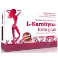 Olimp L-Carnitine Forte plus, 80 таблеток
