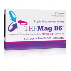 Olimp TRI-Mag B6, 30 таблеток