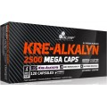 Olimp Kre-Alkalyn 2500 Mega Caps, 120 капсул