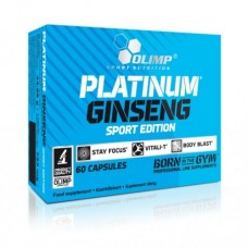 Olimp Platinum Ginseng Sport Edition, 60 капсул