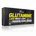 Olimp Glutamine 1400 Mega Caps, 120 капсул