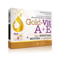 Olimp Gold-Vit A+E, 30 капсул