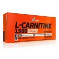 Olimp L-Carnitine 1500 Extreme Mega Caps, 120 капсул