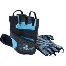 Перчатки женские Olimp Hardcore Fitness Star Blue