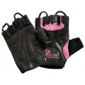 Перчатки женские Olimp Hardcore Fitness Star Pink