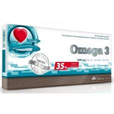 Olimp Omega 3 (35%), 60 капсул
