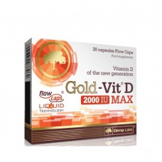 Olimp Gold-Vit D Max, 30 капсул