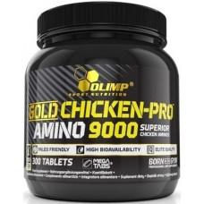 Olimp Gold Chicken-Pro Amino 9000, 300 таблеток