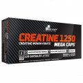 Olimp Creatine 1250 Mega Caps, 120 капсул