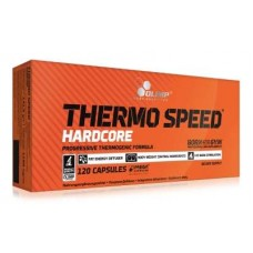 Olimp Thermo Speed Hardcore, 120 капсул