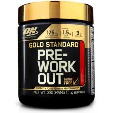 Optimum Gold Standard Pre Workout, 330 грамм