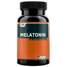 Optimum Melatonin, 100 таблеток