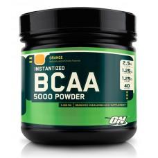 Optimum BCAA 5000 Powder, 380 грамм