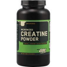 Optimum Micronized Creatine Powder, 300 грамм
