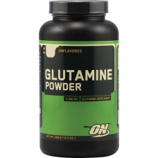 Optimum Glutamine Powder, 300 грамм