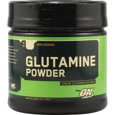 Optimum Glutamine Powder, 600 грамм