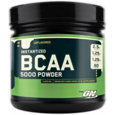 Optimum BCAA 5000 Powder, 345 грамм