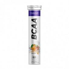 OstroVit BCAA, 20 шипучих таблеток