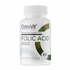 OstroVit Folic Acid, 90 таблеток