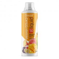 OstroVit Vitamin D3+K2 Liquid, 500 мл