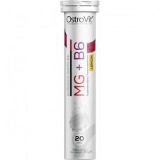 OstroVit Mg+B6, 20 таблеток