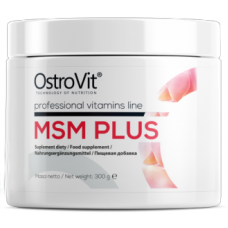 Ostrovit MSM Plus, 300 грамм