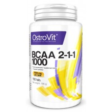 OstroVit BCAA 1000 2:1:1, 150 таблеток