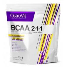 OstroVit BCAA 2-1-1, 500 грамм