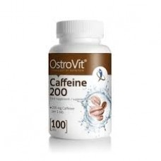 OstroVit Caffeine 200, 110 таблеток