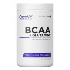 OstroVit BCAA + Glutamine, 500 грамм