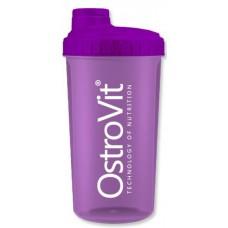 Шейкер OstroVit, 700 мл - фиолетовый