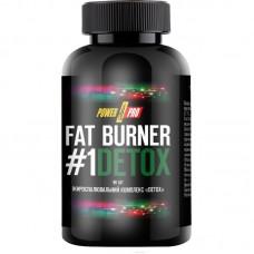Power Pro Fat Burner №1 DETOX, 90 капсул