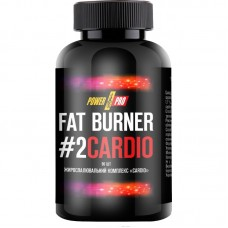 Power Pro Fat Burner №2 CARDIO, 90 капсул