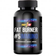 Power Pro Fat Burner №5 IMMUNO, 90 капсул