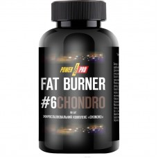 Power Pro Fat Burner №6 CHONDRO, 90 капсул