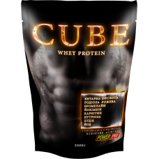 Power Pro CUBE Whey Protein, 1 кг