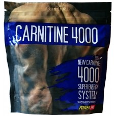Power Pro Carnitine 4000, 500 грамм
